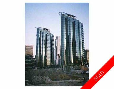 Coal Harbour Condo for sale:  1 bedroom 527 sq.ft. (Listed 2009-08-15)
