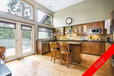 Grouse Woods House for sale:  3 bedroom 2,692 sq.ft. (Listed 2017-05-24)