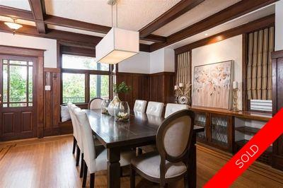Kitsilano House for sale:  4 bedroom 2,500 sq.ft. (Listed 2018-04-20)