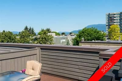 Kitsilano Condo for sale:  3 bedroom 943 sq.ft. (Listed 2018-05-31)
