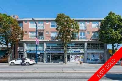 Fraser VE Condo for sale:  1 bedroom 740 sq.ft. (Listed 2018-09-05)