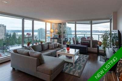 Lower Lonsdale Condo for sale:  2 bedroom 1,074 sq.ft. (Listed 2018-10-03)