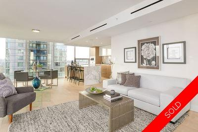 Yaletown Condo for sale:  2 bedroom 1,210 sq.ft. (Listed 2019-01-18)