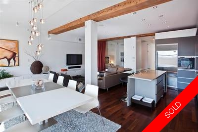 Yaletown Condo for sale:  2 bedroom 1,714 sq.ft. (Listed 2016-03-24)