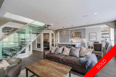 Yaletown Condo for sale:  2 bedroom 1,250 sq.ft. (Listed 2016-04-07)