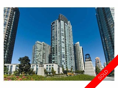 Yaletown Condo for sale:  1 bedroom 555 sq.ft. (Listed 2016-04-07)