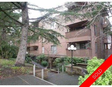 Kitsilano Apartment for sale:  1 bedroom 622 sq.ft. (Listed 2006-11-21)