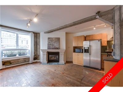 Yaletown Condo for sale:   454 sq.ft. (Listed 2015-05-20)