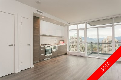 Metrotown Condo for sale:   476 sq.ft. (Listed 2015-10-14)