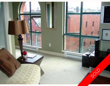 Downtown VE Duplex for sale:  1 bedroom 494 sq.ft. (Listed 2008-10-20)