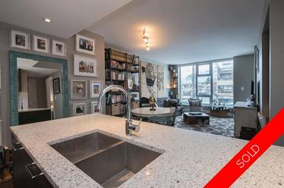 Central Lonsdale Apartment for sale:  1 bedroom  (Listed 2019-06-01)