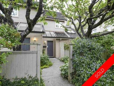 Central Lonsdale Townhouse for sale:  3 bedroom 1,691 sq.ft. (Listed 2020-06-24)
