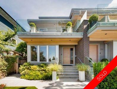 Lower Lonsdale 1/2 Duplex for sale:  5 bedroom 2,743 sq.ft. (Listed 2020-07-02)
