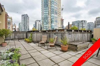 Yaletown Apartment/Condo for sale:   403 sq.ft. (Listed 2020-05-15)