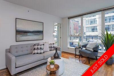 Yaletown Apartment/Condo for sale:  1 bedroom 618 sq.ft. (Listed 2020-12-07)